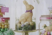 Easter Ideas / Ideas for decorating, cooking and celebrating Easter