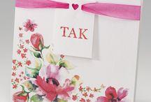 Zaproszenia / Mnóstwo pomysłów na zaproszenia ślubne. Wszystkie dostępne na zaproszenia.eu