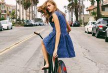 Bicycle Chic e Roupas para Ciclistas / Pedale com estilo!