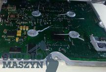 Hitachi maszyny budowalne - serwis elektroniki / Naprawiamy moduły elektroniczne (sterowniki, panele, moduły wykonawcze) w maszynach budowlanych Hitachi