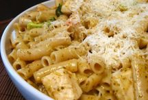 pasta / by Kimberly Abdon