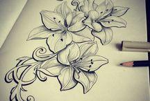 Tatuaggi floreali