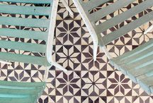 textiles and patterns / by Elizabeth Antonia