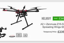 DJI Promotion / DJI are having flash sales every Tuesday and Wednesday up until the 25th February. Get the deals at heliguy.com along with great service and support.