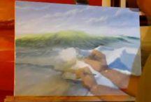 bacheca pittura