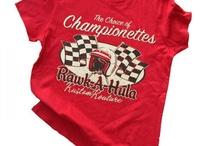 Rawkahula T-shirts WOMEN