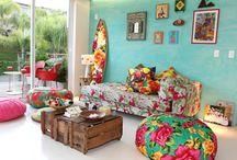 decor: CASA DE PRAIA / Decoração de casas de praia