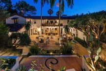 Celebrity Homes / The Homes of the Rich and Famous | See more luxury homes at www.LuxuryHomeMagazine.com