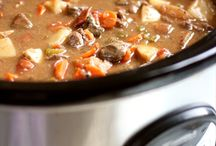 crock and soups