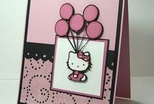 hello kitty kaarten