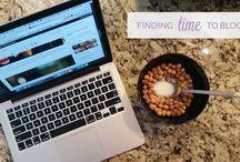 LIVE: Blogging / by Nicole @ Work|Wear|Wander