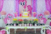 cumpleaños ponis