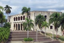 Santo Domingo, Dominican Republic / Photos taken by David Stanley in Santo Domingo, the oldest European city in the Americas.