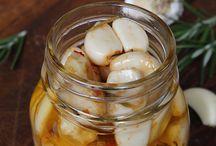 aglio aromatizzato