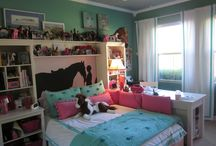 Horse themed bedrooms