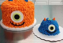 Monster Birthday Party Ideas and Decorations