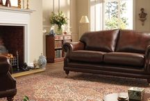Consort - Traditional Leather Furniture / Take a look at our range of Consort traditional leather furniture. Other colour options are available, please see the website for more details - http://www.thomaslloyd.com/range/consort/