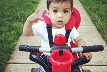 smarTrike® Kids / Happy children on their Smart Trikes!