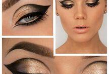 hair and make-up / over creativiteit met haar en makeup