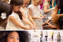 Fashion makeup kids