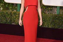 Glamour en los Globos de Oro / La temporada de premios ya ha comenzado, dando un pistoletazo de salida que ha revolucionado la agenda de los actores y actrices de Hollywood.