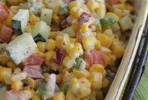 Salads / by Vicki Waldrop Addington