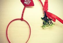 Get ready for a big smooch! The traveling mistletoe has arrived at our office. #HunterHolidays2015