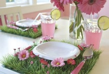Party ideas / by Stacey Kemper