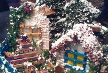 Christmas constructions