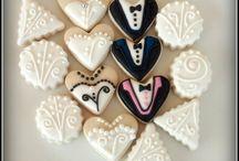 Wedding cupkakes