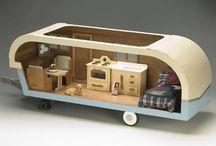 Dollhouses / by Aimee Blom