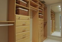 Closets / by Kathy Gillespie