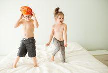 My Kids / photographing my own children.