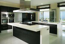 My kitchen.. Le cusine