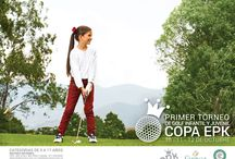 EPKGolf / Primer Torneo de Golf Infantil y Juvenil COPA EPK