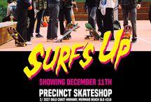 event ● SURF'S UP PREMIERE