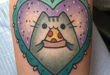 kawaii tattoo