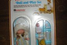 Dolls I loved.........