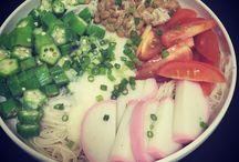 Summer Somen Noodles