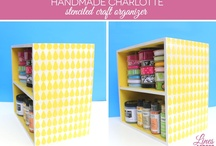 Stencil Projects / by Craft Snob