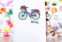 Hunkydory - For the Love of Stamps / Ideas and inspiration from the Hunkydory stamp range