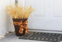 Fall Porch Decor / by Michelle Kelm