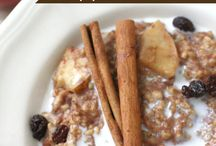 Cereals/Oatmeals / Breakfast / by Cheryl Dowling Lance