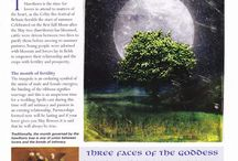 Moon Rituals and Information / Everything and anything about the moon
