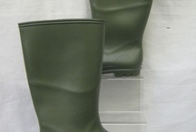 Wellington Done My Dear / Well, that's it.....now everyone will know of my deep love of Wellington boots.  Real wellies, fake wellies, rain boots......no matter, I love them all.  I think because they remind me of being a kid, when playing in the rain was what made the day great! / by Amy Huber-Fees