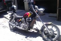 Kawasaki Vn 750 custom