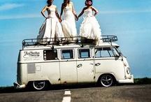 V DUBS / Gotta love a VW!  / by Patty O.