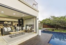 Architectural Haven / A home is a tale of reinvention and commitment that symbolizes a never-ending love within this family and its home.