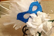 Homecoming Corsage DIY / Homecoming Corsage DIY, #masquerade #homecoming