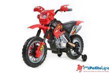 Motos de Bateria / Mi Petite Life te trae las mejores motos de batería. Diversión en dos ruedas para todos los niños. Motos de juguete